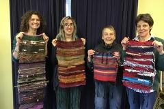 Happy SAORI Weavers