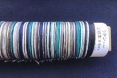 SAORI linen prewound warps