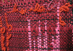 About Saori Weaving