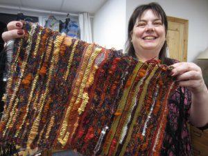 SAORI Spring Weaving Day @ Napton-on-the-Hill